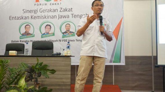 Sinergi Gerakan Zakat, Entaskan Kemiskinan Jawa Tengah