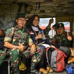 TNI Apresiasi Muhammadiyah Kirim Bantuan dan Terjunkan Relawan ke Daerah Bencana