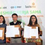 Gandeng GO-PAY, Lazismu dorong peningkatan ZIS Digital