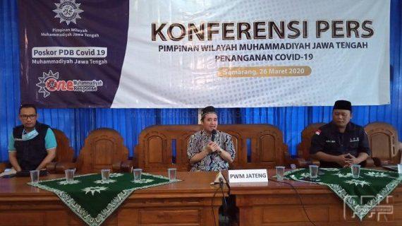 Maklumat PP Muhammadiyah tentang Wabah Covid-19