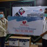 Donasi Lewat Lazismu, Sobat Ambyar Bantu Penanggulangan Covid-19