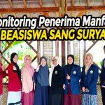 Monitoring Penerima Manfaat Beasiswa Sang Surya