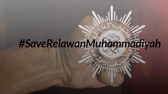 Save Relawan Muhammadiyah