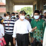 Tiga Menteri Kunjungi Pos Koordinasi Muhammadiyah Di Mamuju