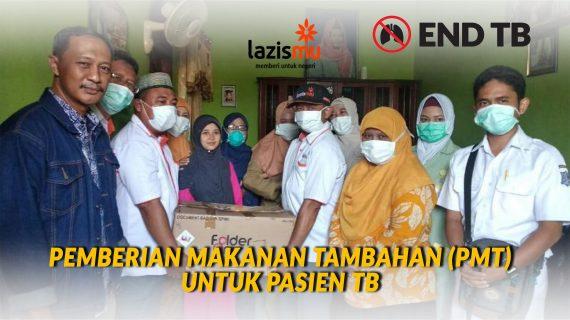 LAZISMU TETAP KONSEN BANTU PENDERITA TB MELALUI PROGRAM END TB