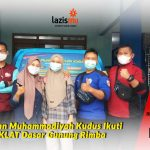 Relawan Muhammadiyah Kudus Ikuti DIKLAT Dasar Gunung Rimba