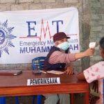 Tim EMT Muhammadiyah Selesaikan Tugas di NTT