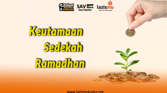 Keutamaan Sedekah Ramadhan