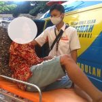 Libatkan 7 Ambulance Lazismu Antarkan Pasien dari Denpasar ke Kudus